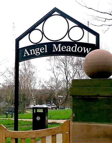 Angel Meadow Park