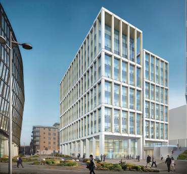 Plans Approved for 2 & 3 Angel Square