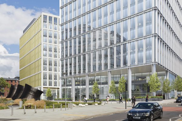Hanover House in NOMA following extensive refurbishment.